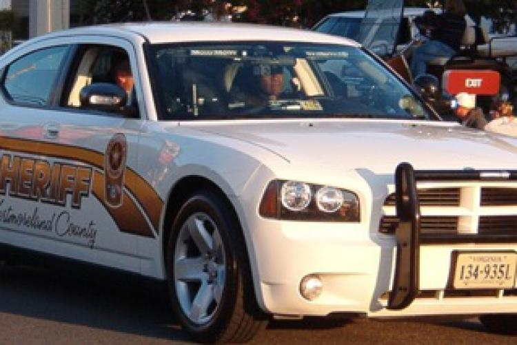 Sheriff's Office Vehicle
